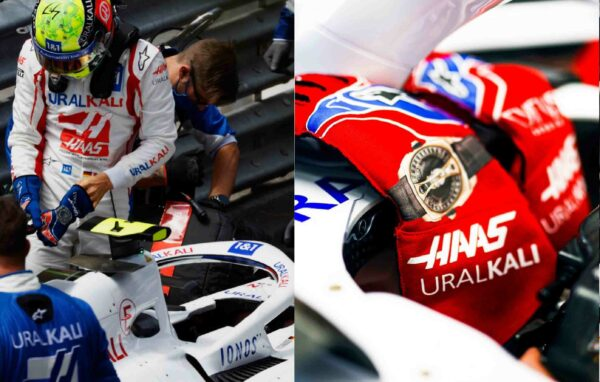 Cyrus Haas F1 Team