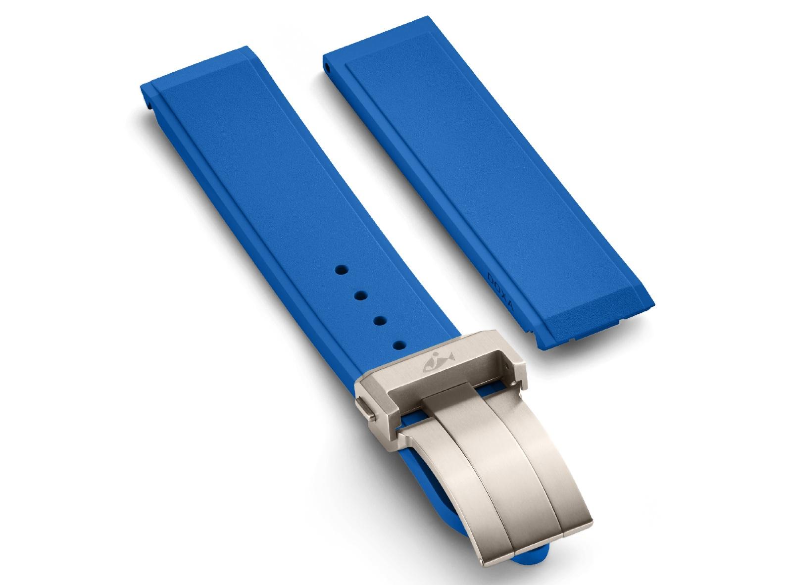 DOXA Ribbon Foldingbuckle SUB 600T 861 50 231 33