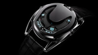 De Bethune x Urwerk Moon Satellite Only Watch 2019 1