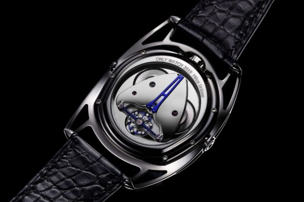 De Bethune x Urwerk Moon Satellite Only Watch 2019 3