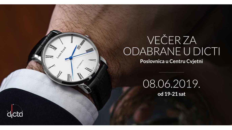 Dicta Facebook event