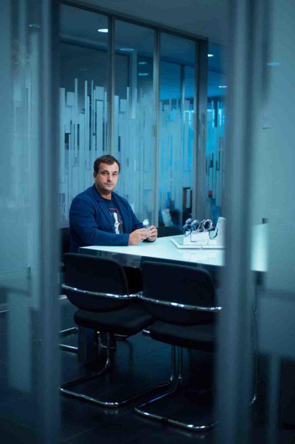 Direktor Watch Centra Slobodan Gačić