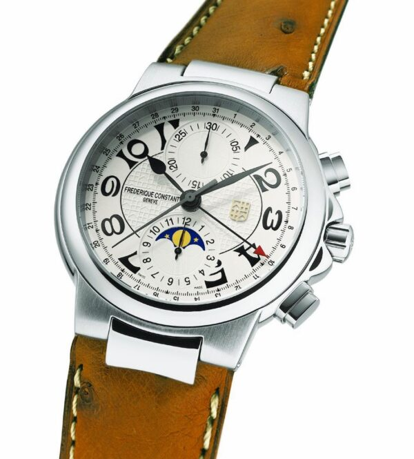 Frederique Constant Highlife Moonphase Chronograph