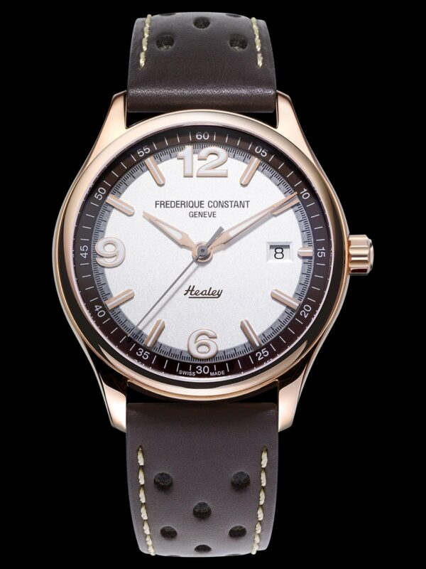 Frederique Constant Vintage Rally Healey Automatic New Limited Edition Models 4 min