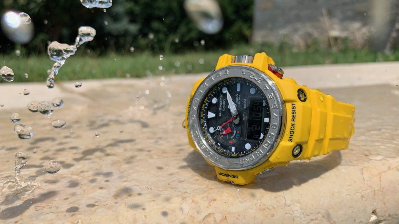 Casio G-Shock GWN-1000-9AER