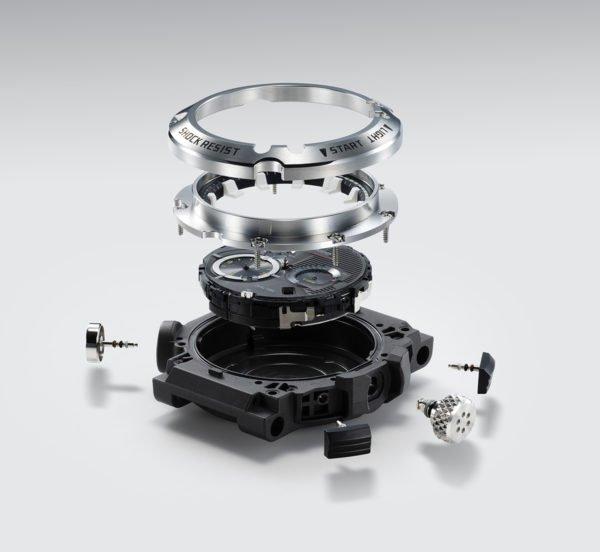 GWF A1000 1A2 parts