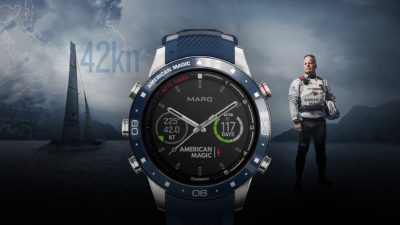 Garmin MARQ Captian American Magic Edition 1 min
