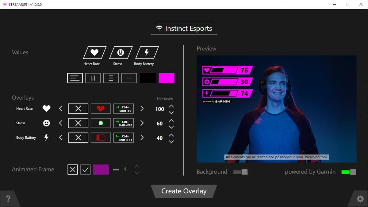 Garmins Instinct Esports Edition Can Livestream Your Pulse