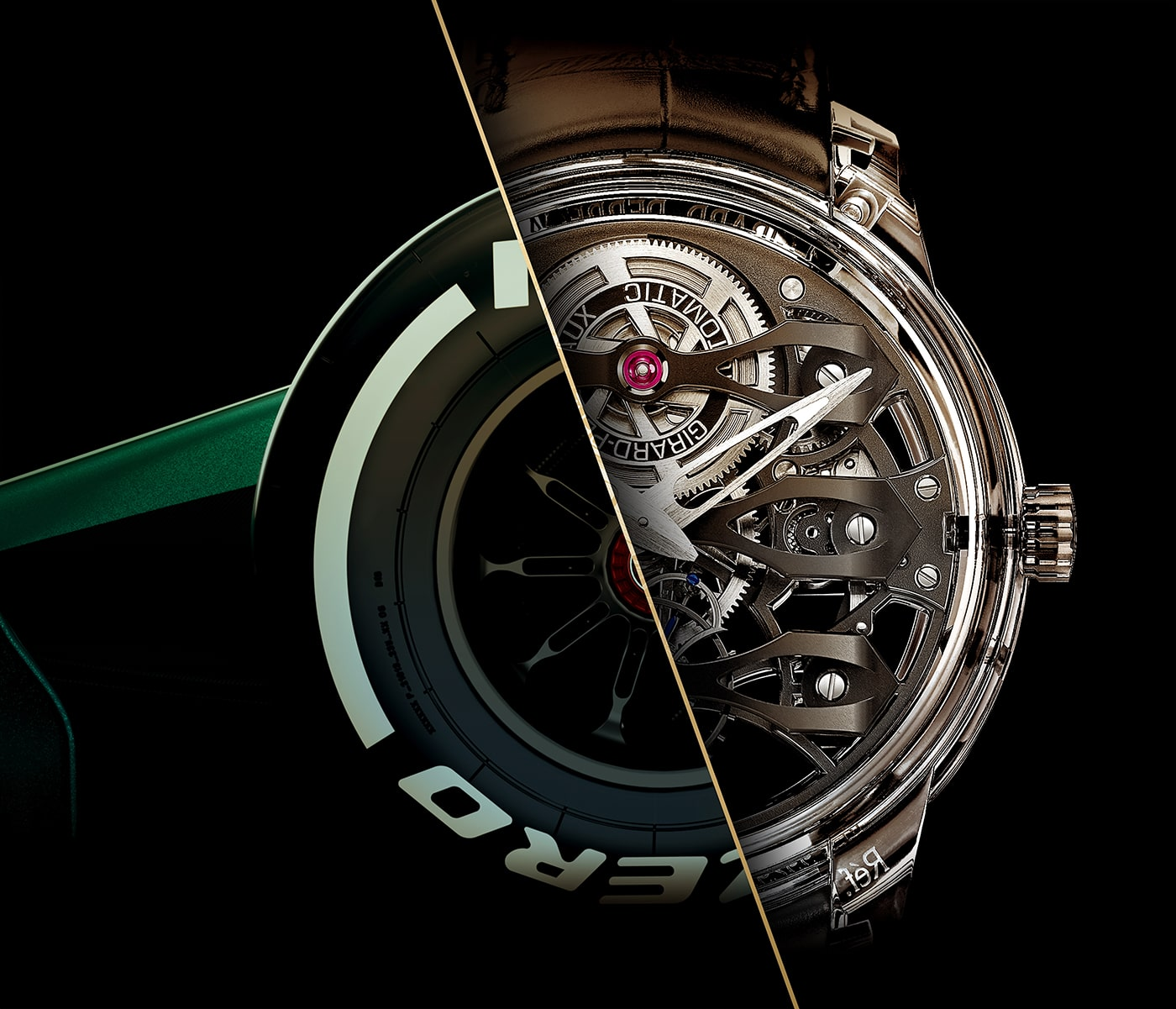Girard Perregaux Aston Martin 3 min