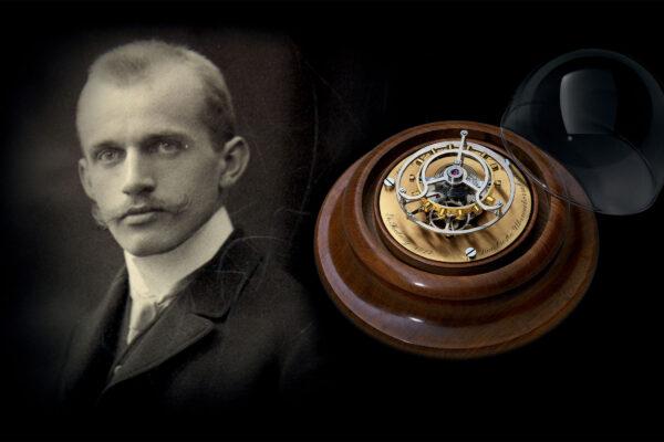 Glashutte Original Alfred Helwig Tourbillon 1920 Limited Edition 6