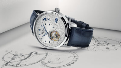 Glashutte Original PanoLunarTourbillon Limited Edition Engraved 2020 5