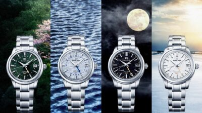 Grand Seiko GMT Seasons Collection