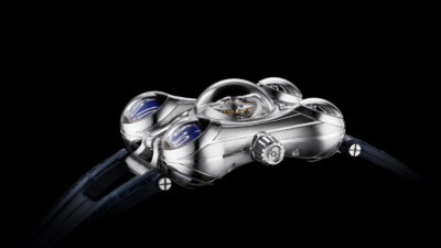 MB&F Horological Machine N°6 Final Edition