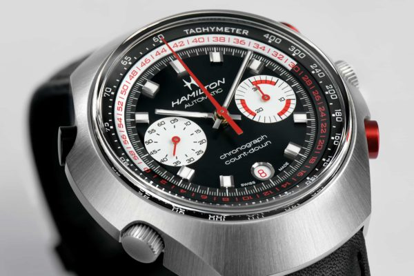 Hamilton Chrono Matic 50 2