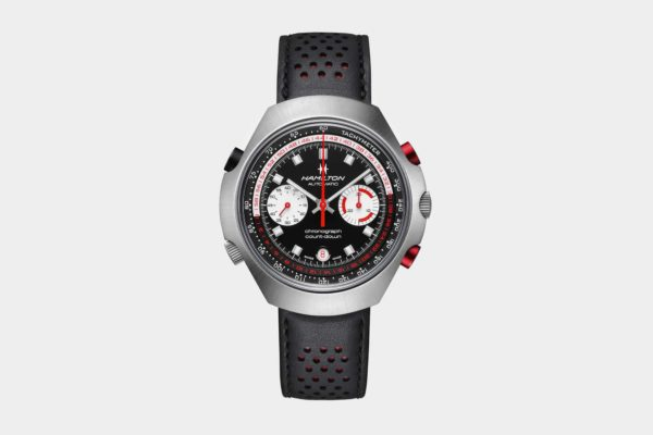 Hamilton Chrono Matic 50 5