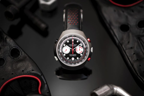 "Hamilton Chrono Matic 50 Auto Chrono ""Count Down"" 3"