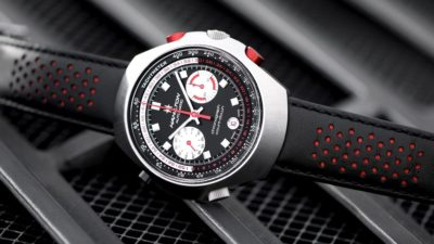 Hamilton Chrono Matic 50 Auto Chrono H51616731 5