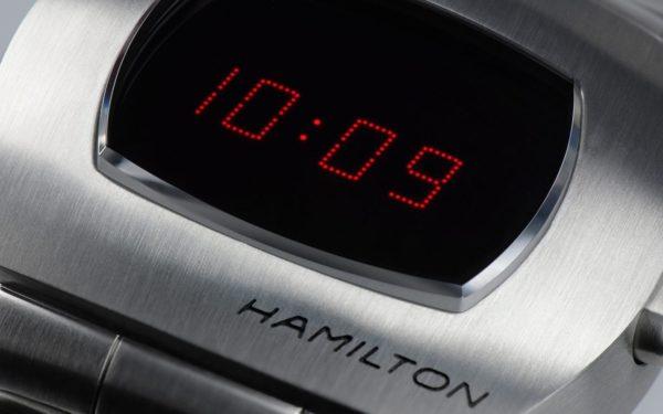 Hamilton PSR detail