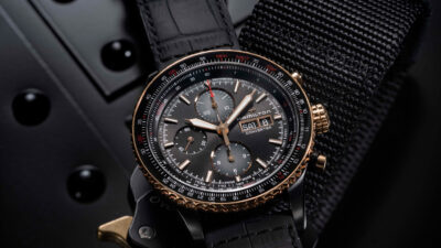 Hamilton Khaki Aviation Converter Chronograph 2 Promo 2020