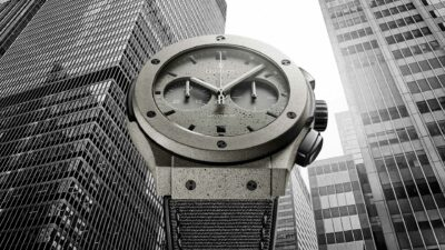 Hublot Classic Fusion Concrete Jungle New York Watch 10