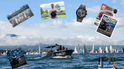 Hublot na Ženevskom jezeru