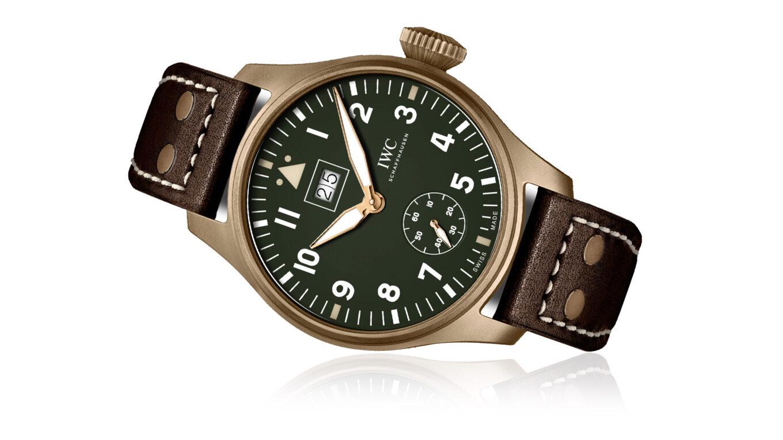 IWC Big Pilot's Watch Big Date Spitfire Edition Mission Accomplished IW510506 1