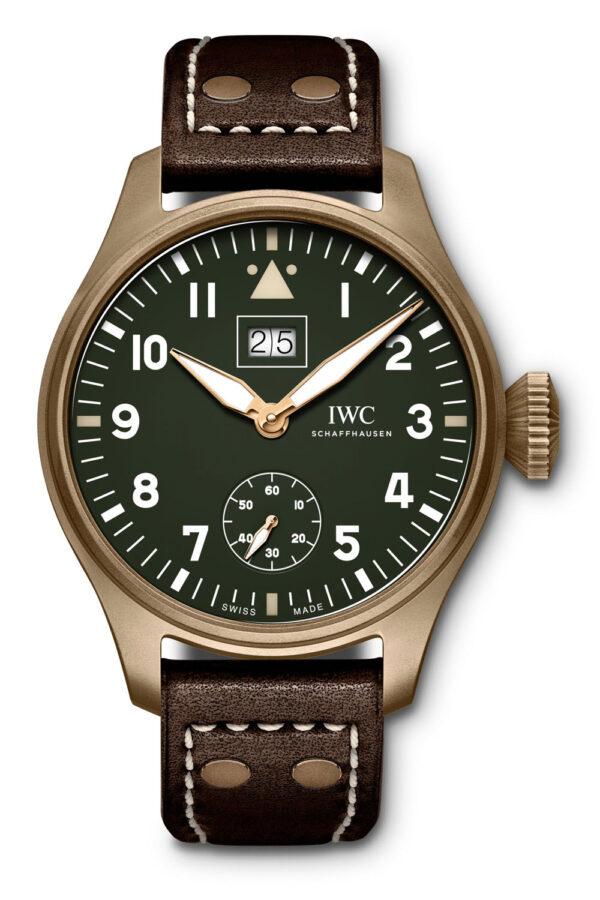 IWC Big Pilot's Watch Big Date Spitfire Edition Mission Accomplished IW510506 3