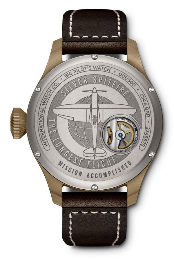 IWC Big Pilot's Watch Big Date Spitfire Edition Mission Accomplished IW510506 4