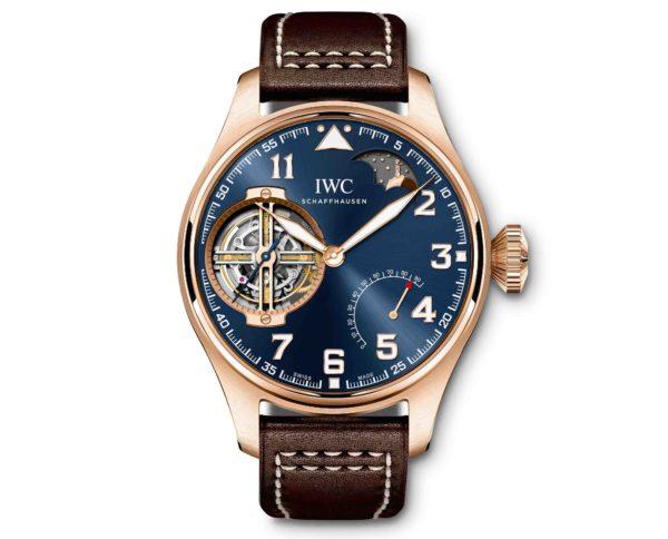 """IWC Schaffhausen Big Pilot's Watch Constant-Force Tourbillon Edition """"Le Petit Prince"""""""