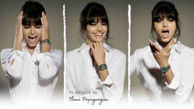 JCou reklama s Ilianom Papageorgiou