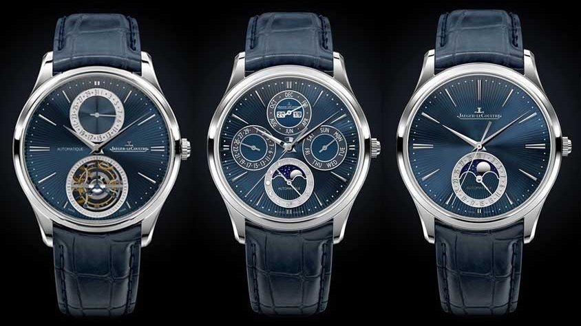 Jaeger-LeCoultre Master Ultra Thin line