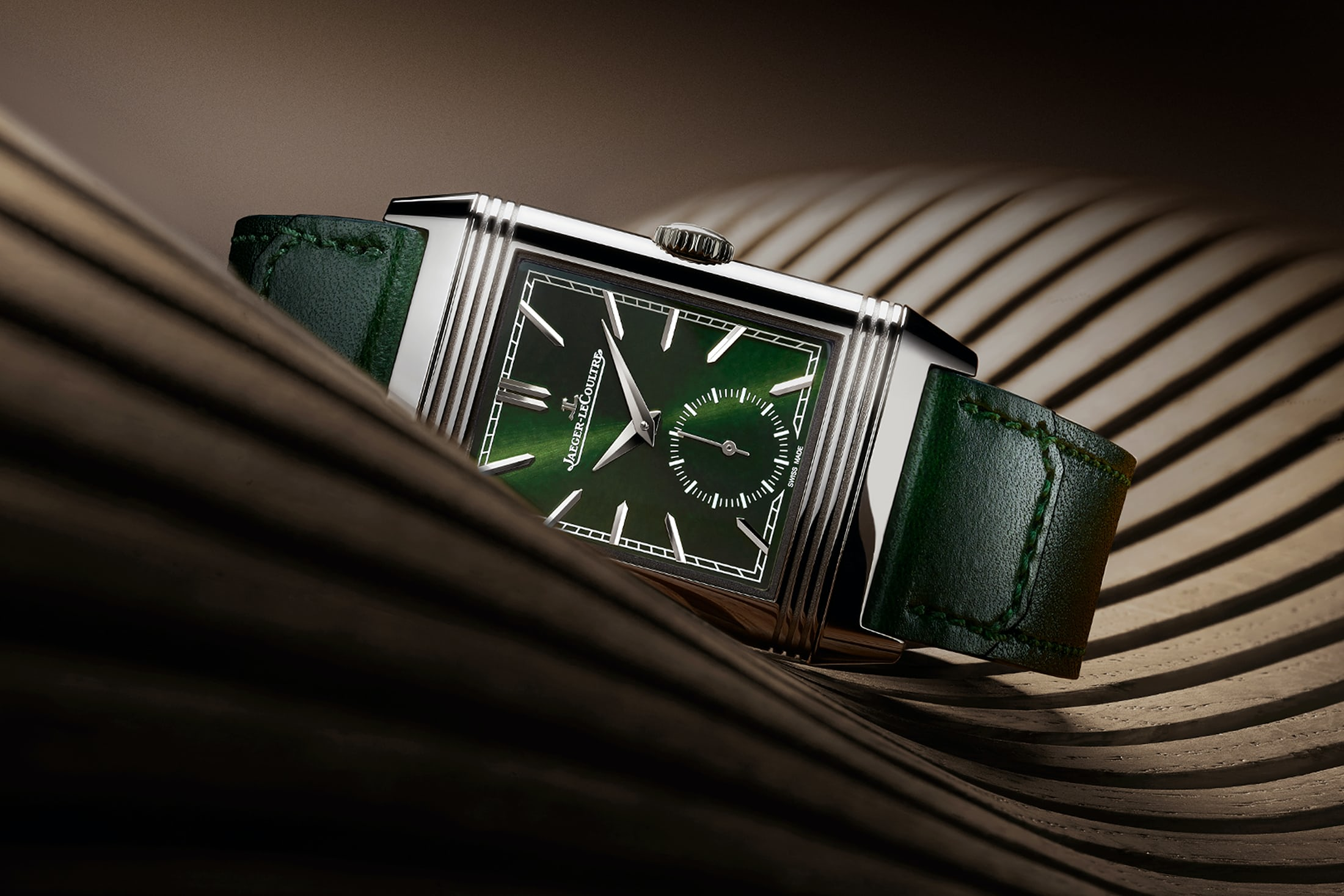 Jaeger LeCoultre Reverso Tribute Small Seconds