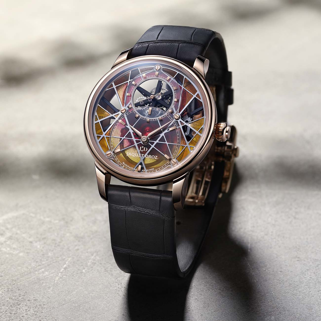 Jaquet Droz only watch 2021