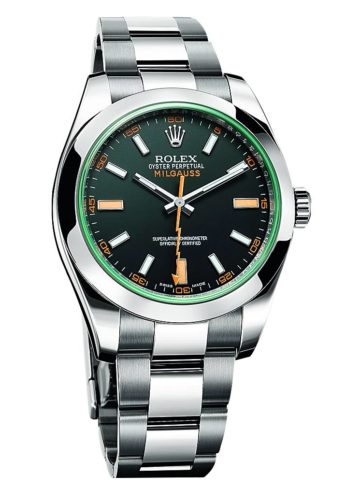 Rolex Milgauss 116400GV-72400