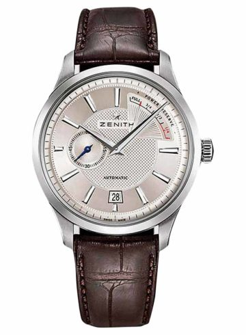 Zenith Elite Captain Power Reserve 03.2120.685/02.C498