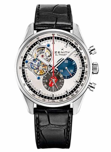 Zenith Chronomaster El Primero 1969 Open Tribute to the Rolling Stones Limited Edition 03.2520.4061/69.C714