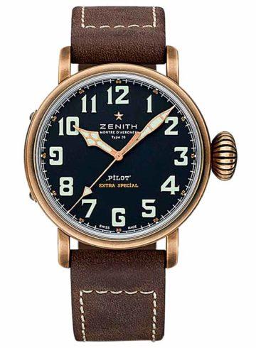 Zenith Pilot Type 20 Chronograph Extra Special 29.2430.679/21.C753