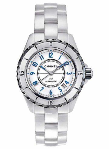 Chanel J12 Blue Light Limited Edition H3827