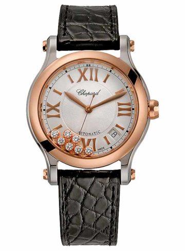 Chopard Happy Sport 36 mm with Dancing Diamonds 278559-6001