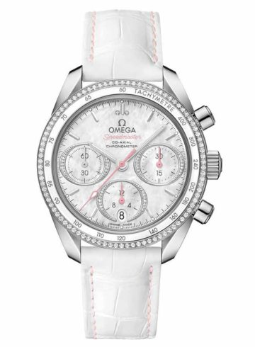 Omega Speedmaster 38 Co-Axial Chronograph 324.38.38.50.55.001