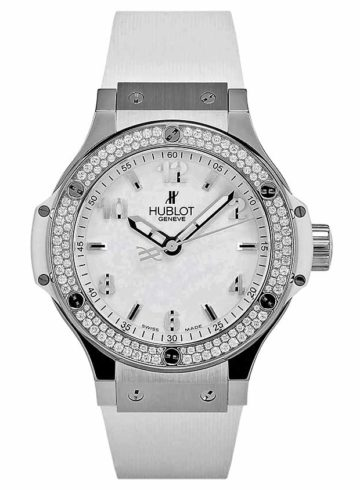 Hublot Big Bang Steel White Diamond Steel White Diamond Steel White Diamond Steel White Diamond 361.SE.2010.RW.110