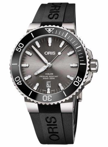 Oris Aquis Titanium Date 01 733 7730 7153-07 4 24 64TEB