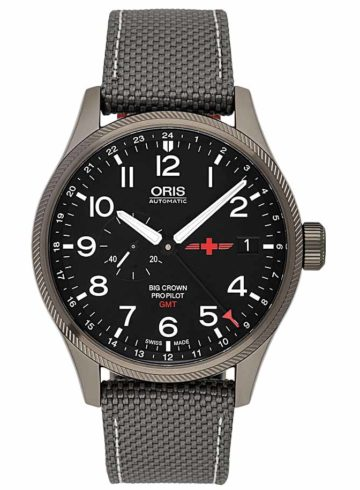 Oris Big Crown ProPilot GMT Rega Limited Edition 01 748 7710 4284-Set