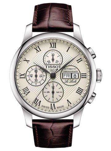 Tissot Le Locle Valjoux Chronograph T006.414.16.263.00