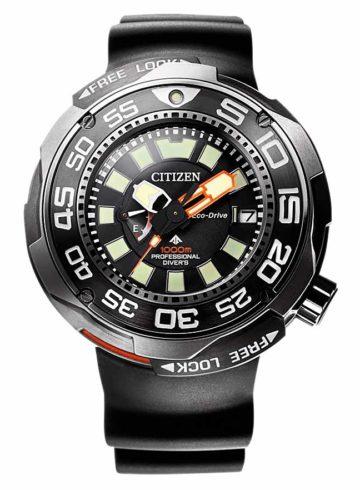 katalog Citizen Eco-Drive Promaster 1000M Professional Diver BN7020-09E