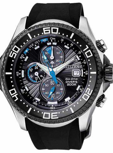 Citizen Eco-Drive Promaster Aqualand Cronograph
