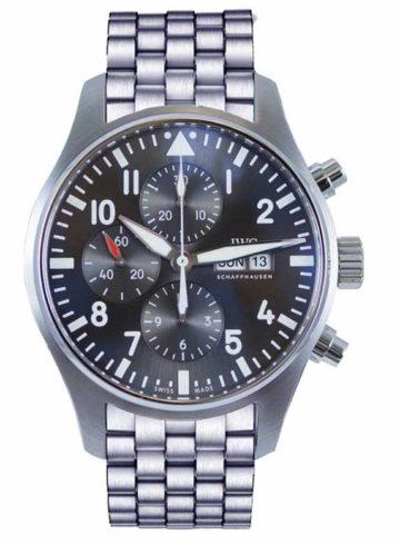 IWC Schaffhausen Pilot's Watch Chronograph Spitfire IW377719