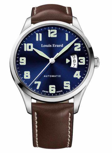 Louis Erard Héritage Limited Edition 69297AA05.BVA07