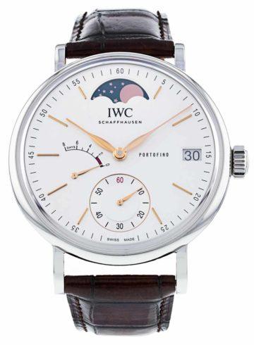 IWC Schaffhausen Portofino Hand-Wound Moon Fase IW516401