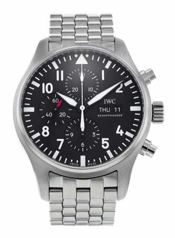 IWC Schaffhausen Pilot's Watch Chronograph IW377710